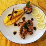 CityRoom – Premchit Aromatic Prawns with Mango and Avocado Salad – The Journey Started March 29 2011