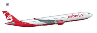 topbonus frequent flyer program comes out on top in worldwide comparison for airberlin