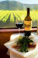 Wine Train Invites Press