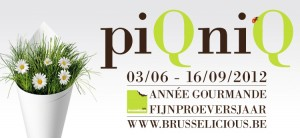 Brussels' parks will be filled with love, oxygen and Brusselicious piQniQs