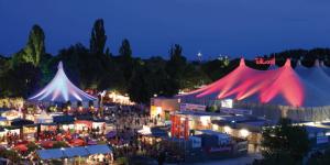 Festivalansicht Sommer  Photo:  Bernd Wackerbauer