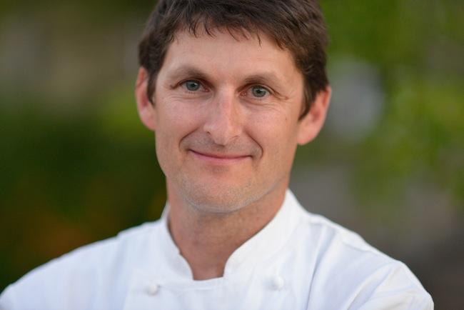 Chef Gary Kucy Photo courtesy of Guy Hand