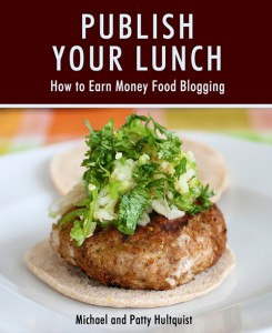 Publish Your Lunch