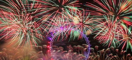 London's fireworks celebrations to be ticketed for the first time