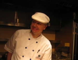 French Master Chef Herve Laurent