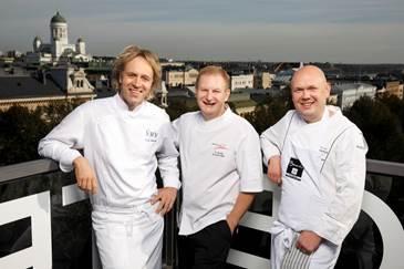 Finnair Chefs