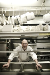 Executive Chef Bryan Dame of the Tides Beach Club