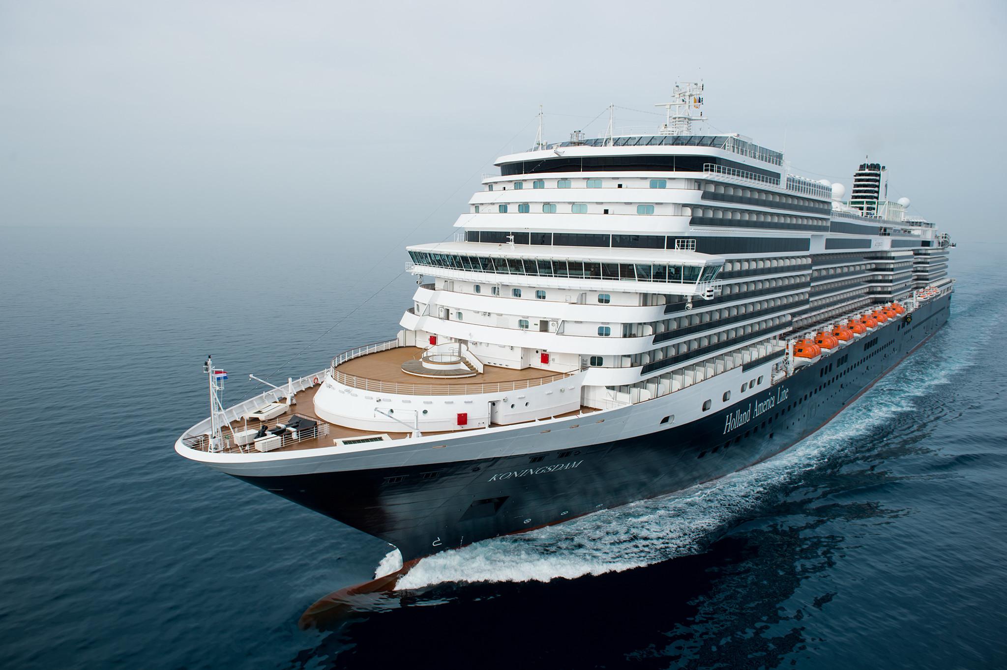 Holland America Line Announces Koningsdam Official Handover