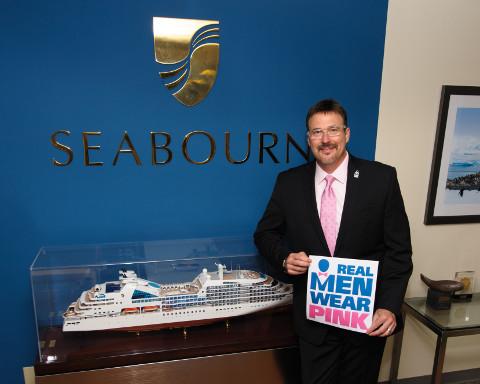 Seabourn President Richard D. Meadows