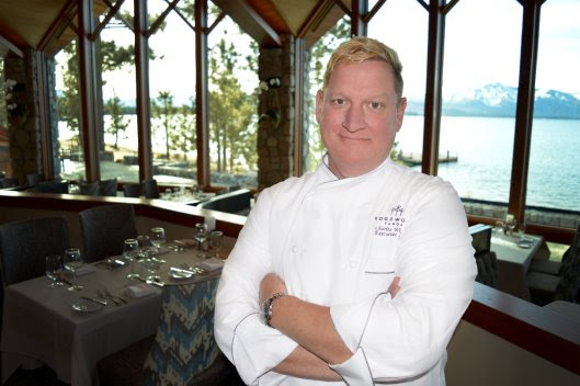 Edgewood Tahoe Welcomes New Executive Chef