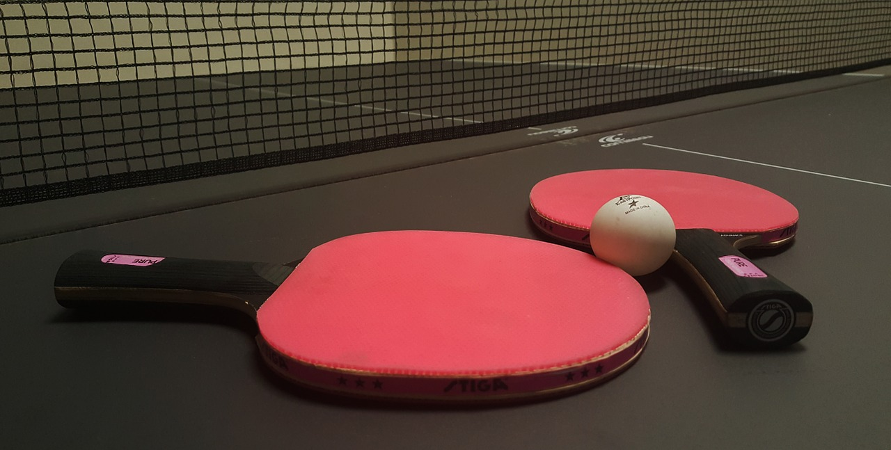 Ping Pong Information and Gear