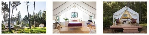 Ultimate Mendocino California Glamping Mendocino Grove Opening Second Season- May 11, 2018