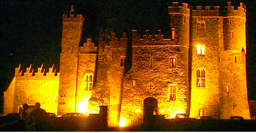 KILKEA CASTLE'S Halloween & Valentine Packages 2018/19