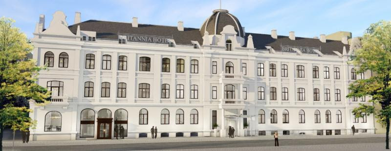 WEILL to Handle PR for Norway's Britannia Hotel Trondheim