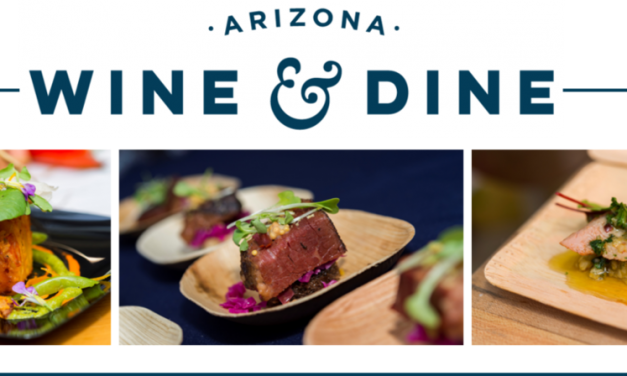 2019 AZ Wine & Dine: Early-bird Tickets!