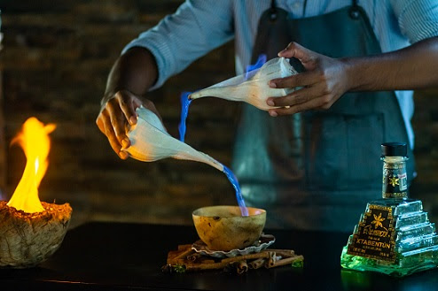 New Cocktail Menus & Presentations Dedicated to Mexican Coffee  At Velas Resorts