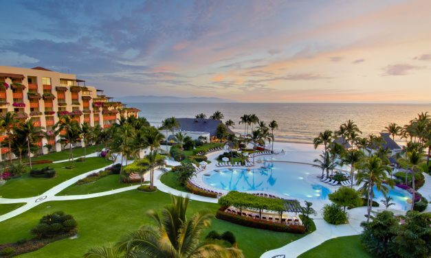 Luggage Laundry & Storage Perk Now at Grand Velas Riviera Nayarit