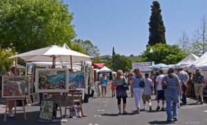19th Annual Clayton Art & Wine Festival, Downtown Clayton, May 3rd to 4th