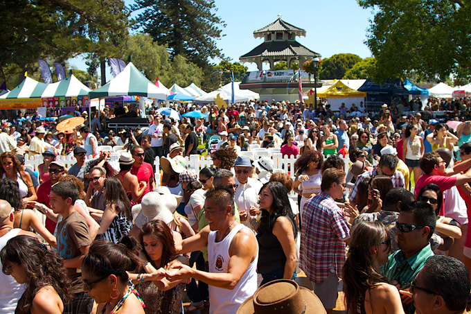 Oxnard, CA Spices it up with the 21st Annual Oxnard Salsa Festival, July 26th & 27th