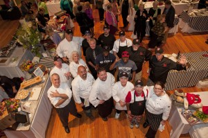 Claw Down Chefs from 2012 Photo: Ted Axelrod Photography