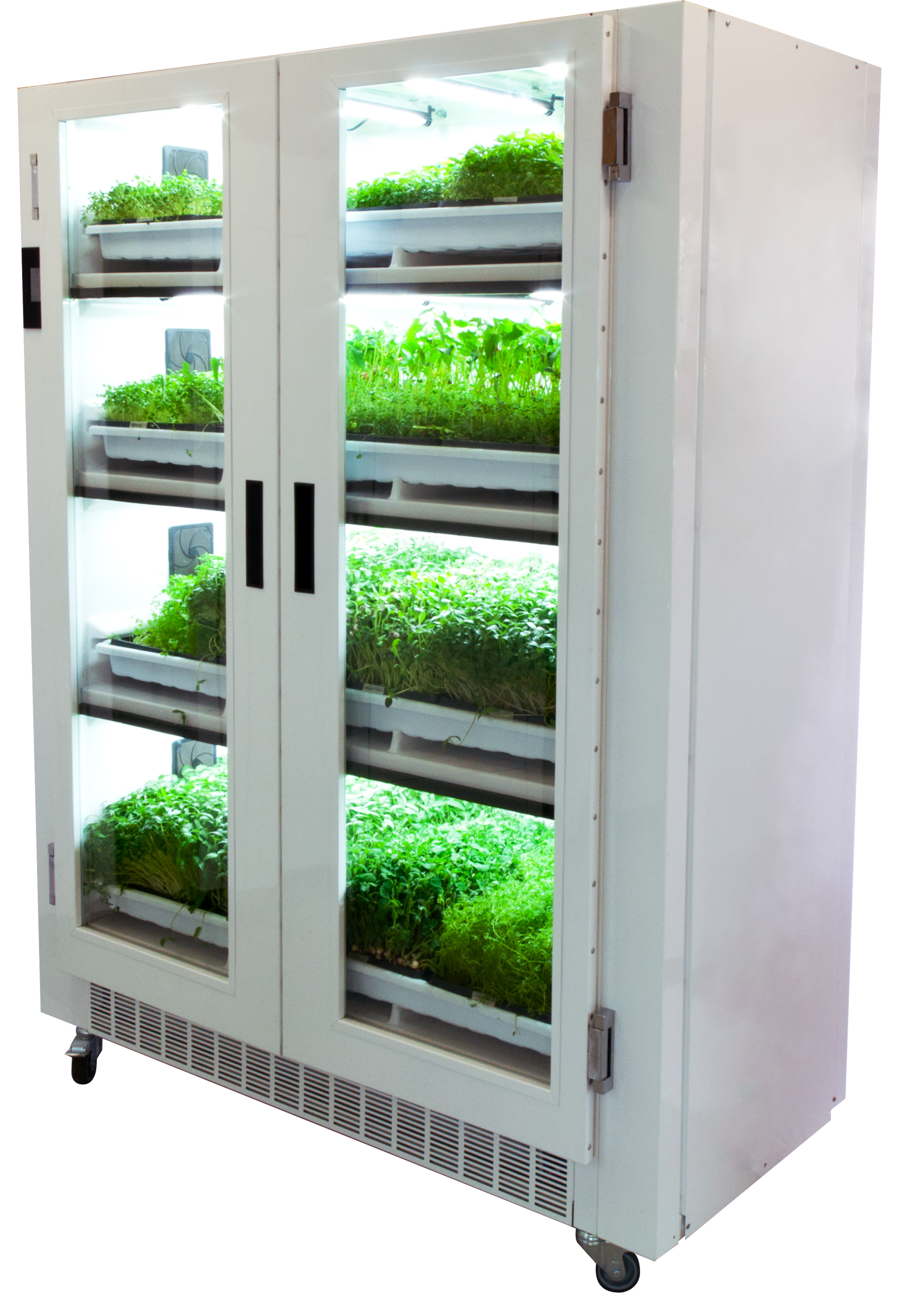 a commercial urban cultivator , to grow fresh herbs and leafy, Gartengerate ideen