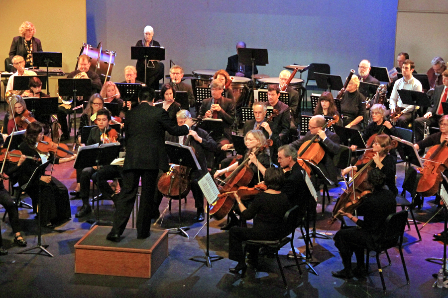 """American Philharmonic presents a concert of """"Turkish Delights,"""" April 26 and 27, Santa Rosa"""