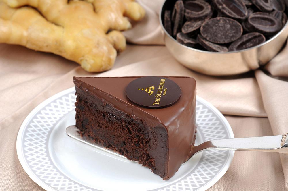 Sukhothai Signature Cake