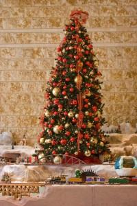 Holiday Tree Courtesy of Sheraton Phoenix Downtown Hotel