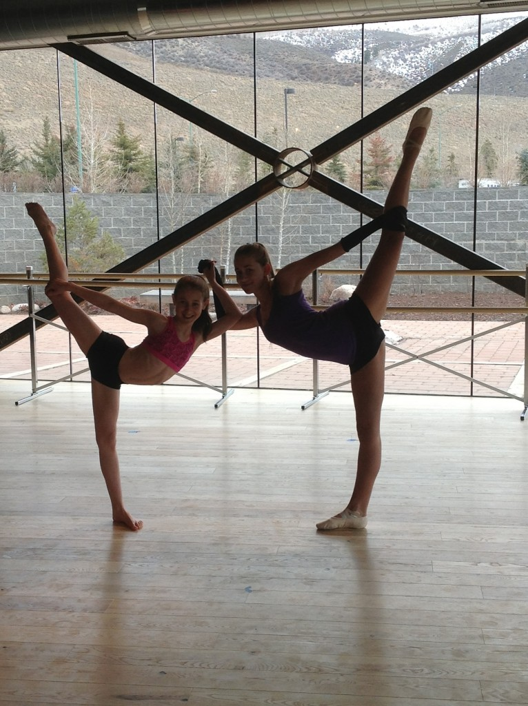 Students enjoy practice at new Vail area dance studio