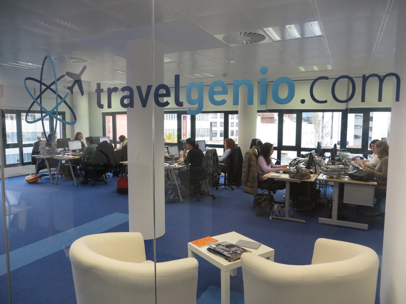 Travelgenio headquarters